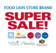 Food Lion Store Brand Super Sale!