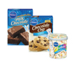 Save $1.00 on two (2) Pillsbury® Brownie Mixes, Cookie Mixes or Frostings