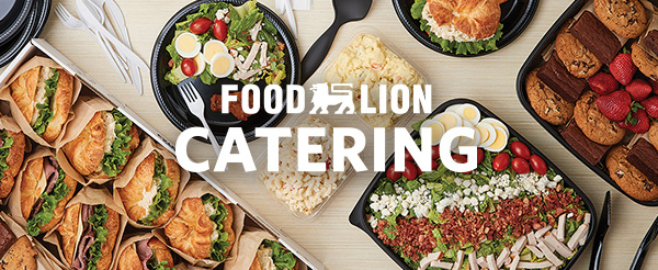 Food Lion Deli Catering